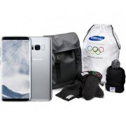 Arctic Galaxy S8 Arctic Silver med vinter OS-kit
