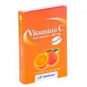 Vitamina c junior, cu aroma de portocale 20tbl AMNIOCEN