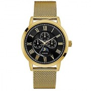 Guess Mens Multi-Function Stainless Steel Watch - W0871G2