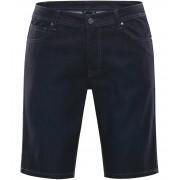 ALPINE PRO GERYG 2 Pánské riflové šortky MPAJ184691 námořnická modř 46
