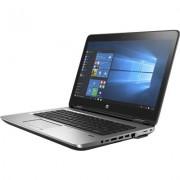 HP ProBook 640 G3 bärbar dator med dockningsstation