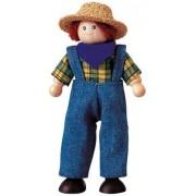 Plan Toys Dollhouse Series Farmer