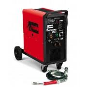 Aparat de sudura Telwin Mastermig 270/2 tip MIG-MAG 230-400V Rosu
