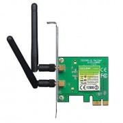 TP-LINK (TL-WN881ND) 300Mbps Wireless N PCI Express Adapter, 2 Deta...