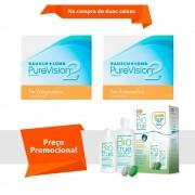 Purevision 2 para Astigmatismo com Biotrue