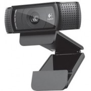Webcam logitech c920 negra full hd 1080p 15mp