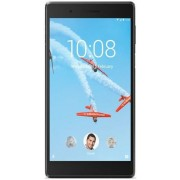 "Tableta Lenovo Tab 4 TB-7304X, Procesor Quad-Core 1.1GHz, IPS Capacitive touchscreen 7"", 1GB RAM, 16GB Flash, 2MP, Wi-Fi, Bluetooth, Android (Negru) + Cartela SIM Orange PrePay, 6 euro credit, 6 GB internet 4G, 2,000 minute nationale si internationale fix"