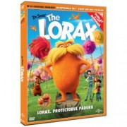 Dr. Seuss The Lorax DVD