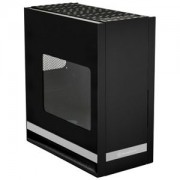 Carcasa Silverstone Fortress FT05 Window Black