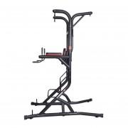 Maquina Pro Multifuncional Dominadas Barra Gym 20 En 1 Tk