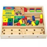Детски дървен конструктор - 15151 - Melissa and Doug, 000772151511
