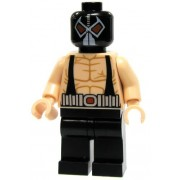 LEGO DC Universe Superheroes Batman Minifigure - Bane from Batcave (6860)