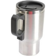Param Stainless-Steel Electric Mug Electric Kettle(450, Silver)