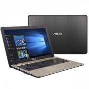 Лаптоп Asus X540NA-GQ052T, Intel Quad-Core Pentium N4200 (up to 2.5GHz, 2MB), 15.6 инча HD (1366x768) LED Glare, Web Cam, 4096MB DDR3L 1600MHz, 1TB HD