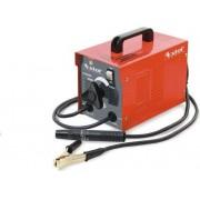 Hegesztőtrafó, 130A, 2/3,2mm pálcaméret, kábellel+pajzzsal (8896001)