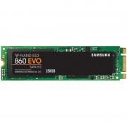 Samsung 250 GB Interne SSD 860 EVO Zwart
