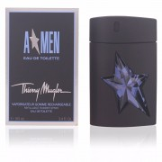 Mugler Thierry Mugler A Men Eau De Toilette Rubber Spray Refillable 100ml