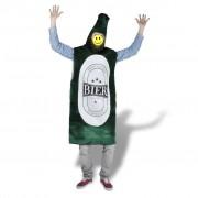 vidaXL Карнавален костюм бирена бутилка, размер XL-XXL
