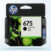Cartucho HP 675 Preto CN690AL 13,5ML