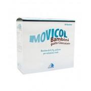 Norgine Italia Srl Movicol Bambini 6.9g Polvere Per Soluzione Orale Gusto Cioccolato 20 Bustine