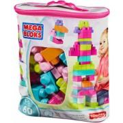 Set Fisher-Price Cuburi de Construit Mega Bloks