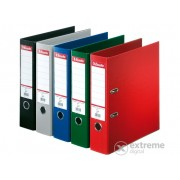 Biblioraft Esselte Jumbo Plus, albastru
