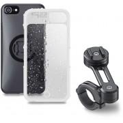 SP Connect Moto Bundle Soporte smartphone iPhone 8/7/6s/6 Negro un tamaño
