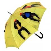 Dětský vystřelovací deštník - opice
