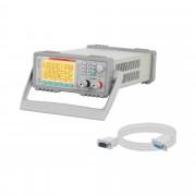 Fonte de alimentação de laboratório - 0-60 V - 0-15 A DC - RS 232 - função de memória - LCD
