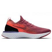 Nike Epic React Flyknit - scarpe running neutre - donna - Red/Wine