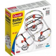 Set creativ pentru copii Roller Coaster Skirail Welcome, 5 metri, 94 piese