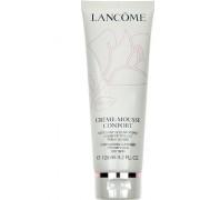 Lancome Creme-Mousse Confort 125Ml Per Donna (Cosmetic)