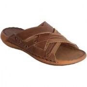 Lee Peeter Men's Brown Open Sandals