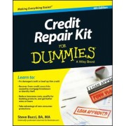 Credit Repair Kit for Dummies, 4th Edition, Paperback