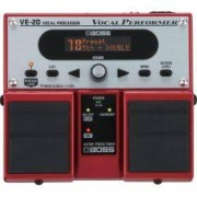 Boss VE-20 pedal vocal performer