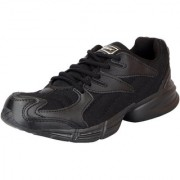 Sparx Men's Black Mesh Running/Walking/Training/Gym Shoes