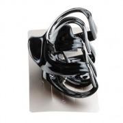Trisa - Cleste de par 9cm negru