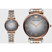 Brada Trade Limited T/A CJ Watches £99 instead of £329 for a women's Emporio Armani AR1725 watch from CJ Watches - save 70%