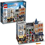 LEGO Creator 10255 Assembly Square - Piactér