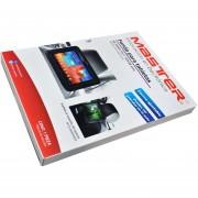 """MASTER MC-FUNAUTO10 Funda Tablet de 10"""" con cinta y broche ajustable para respaldo de automóvil"""