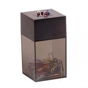 Porta clips Acco P2000 con imán color humo