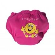 Babybadbyxor barn rosa 3-24mån - Strooem