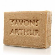 Savons arthur Savon & Shampoing Bio au Curcuma Bio - Tous types de peaux : Conditionnement - 100 g