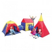 Ansamblu Corturi de Joaca Have Fun Happy Children - Deluxe City