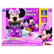 Mickey Mouse Clubhouse Minnie Mouse Lets Dance Play A Sound Book And Huggable Minnie Mouse Plush