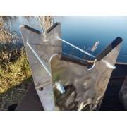 Rollycarp Gun Baits Support Metal