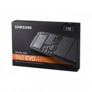 SAMSUNG SSD M.2 1TB 960 Evo 2280 PCIe MZ-V6E1T0BW/EU