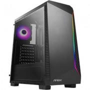 Case Antec ATX Gaming NX220 RGB Temp. Glass, Black