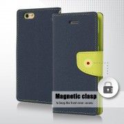 Кожен калъф флип Mercury Fancy Diary за Apple iPhone 6