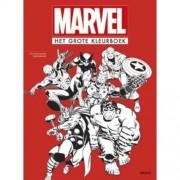 Marvel: Het grote kleurboek